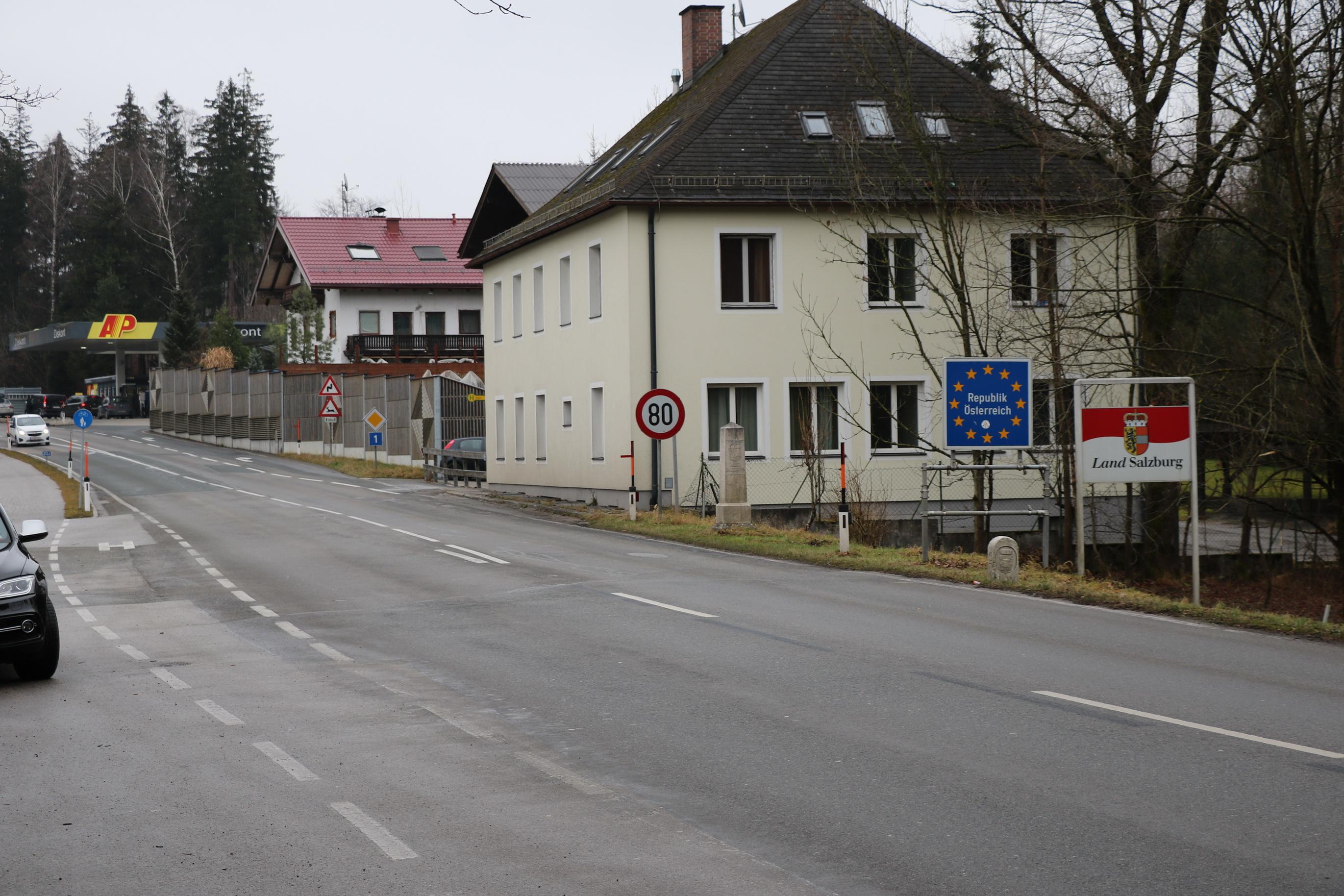 Walserberg Stau