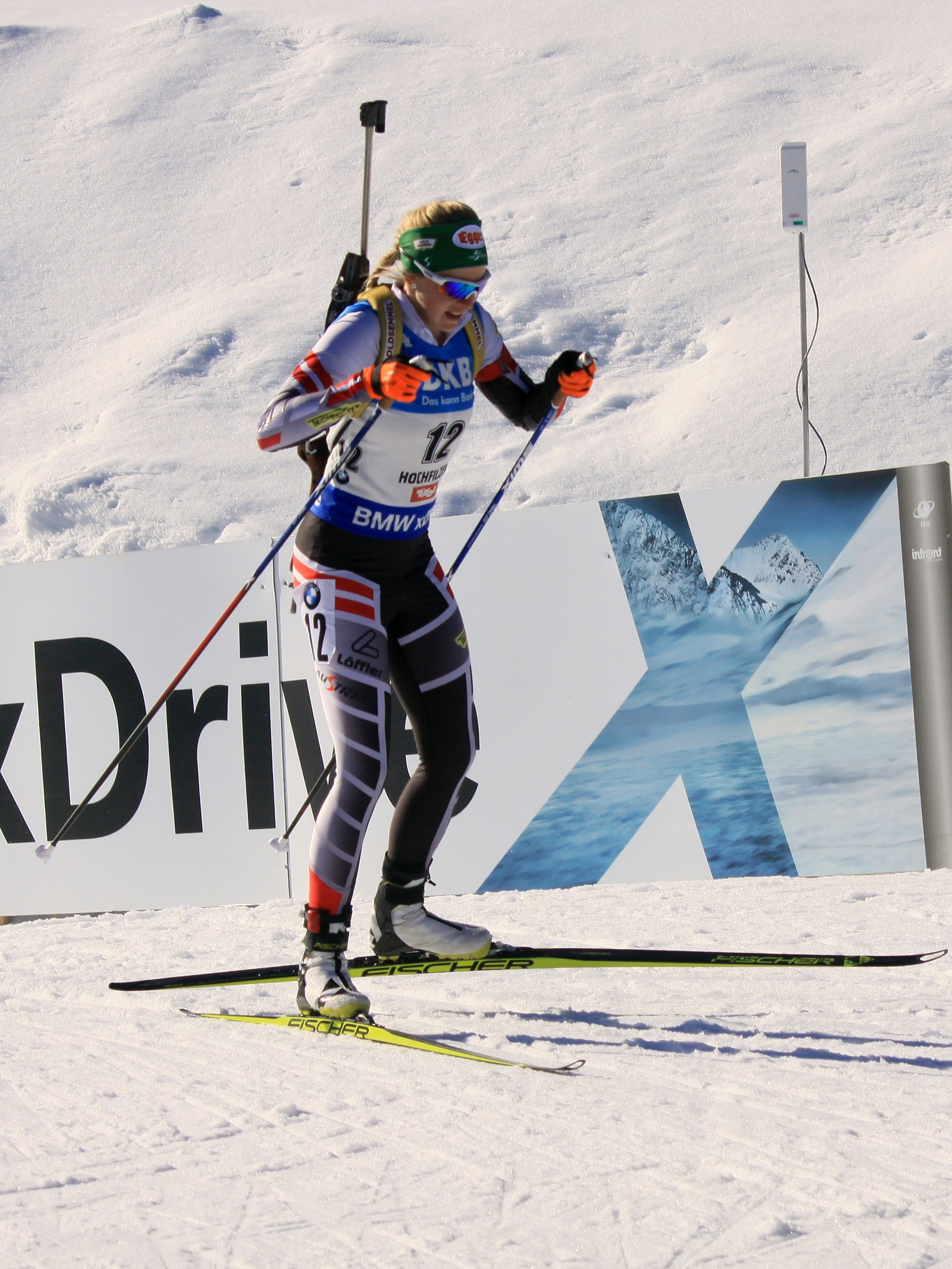 Biathlon 15 Km Damen