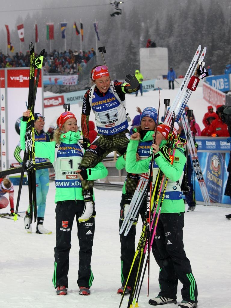 Hochfilzen Biathlon Wm 2021