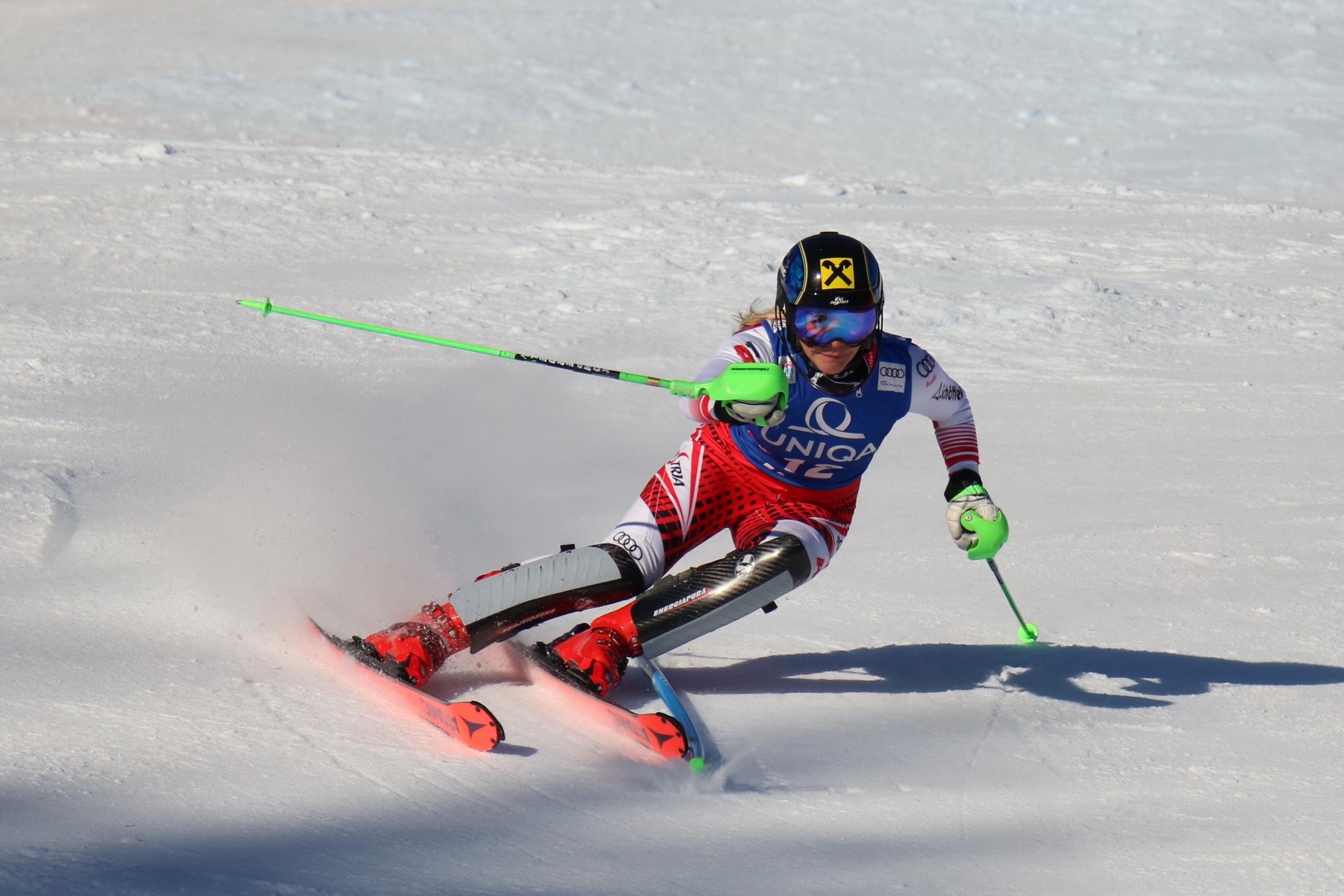 Slalom Damen