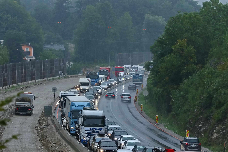 Verkehrsunfall A10